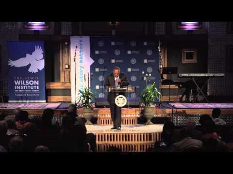 Bishop Jerry Macklin at the Pentecostal Leaders Series