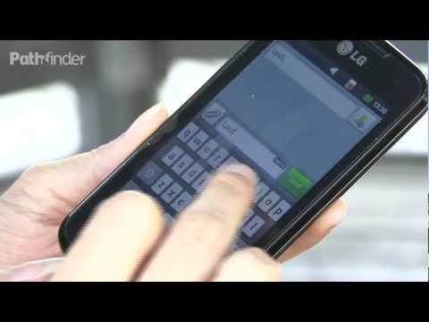 LG Optimus Hub (E510)