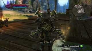 "Kingdoms of Amalur: Cool Looking Mage Armor - ""Children of Erathell"" (Legend of Dead Kel DLC)"