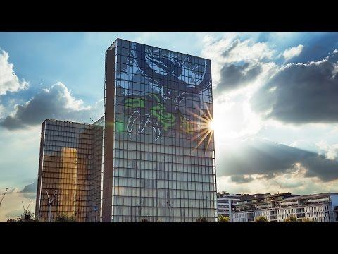 Illidan s'installe à Paris (FR)