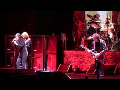 Black Sabbath 8/18/13 Noblesville, IN @ Klipsch Music Center (Deer Creek)