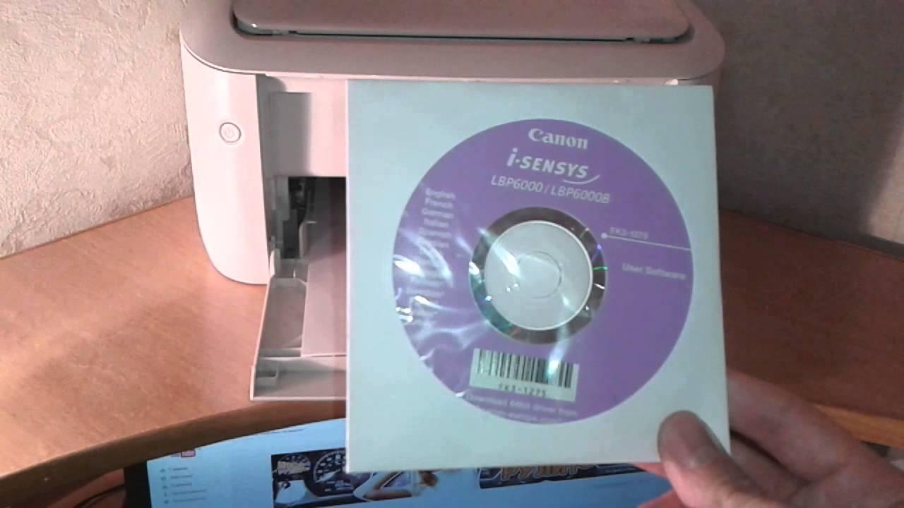 Canon 725 (3484B005) картридж-тонер для i-SENSYS LBP-6000/LBP-6000B