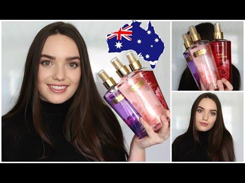 VICTORIA SECRET IN AUSTRALIA