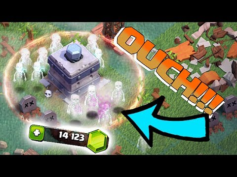 Thumbnail: DON'T GO IN THERE!!! | GEMMED MAXED CRUSHER | Clash Of Clans