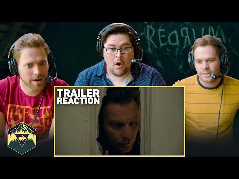DOCTOR SLEEP – Official Teaser Trailer Reaction