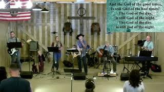 May 9, 2021 - Wasatch Cowboy Church Service