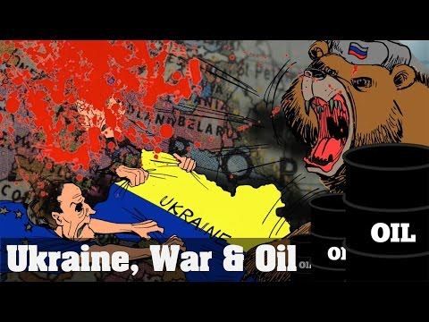 Why the Ukraine Crisis is Really about Oil & Gas | REAL MATTERS