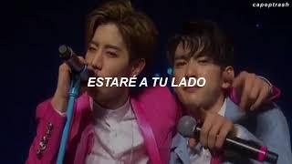 Higher - Mark ft Jinyoung // Sub español