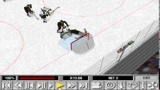NHL 99 (PC) - Phoenix Undertaker