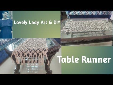 diy--how-to-make-macrame-table-runner/-table-cover--super-easy-table-runner-tutorial