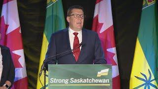 Saskatchewan Party wins majority government