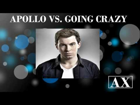 Going Crazy Vs. Apollo (Hardwell UMF 2016 Mashup) [Alexander Abraham Remake]