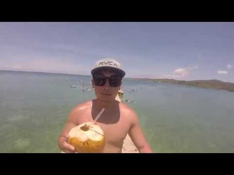 Paradise in the West Caribbean // GoPro HD // DJI Phantom
