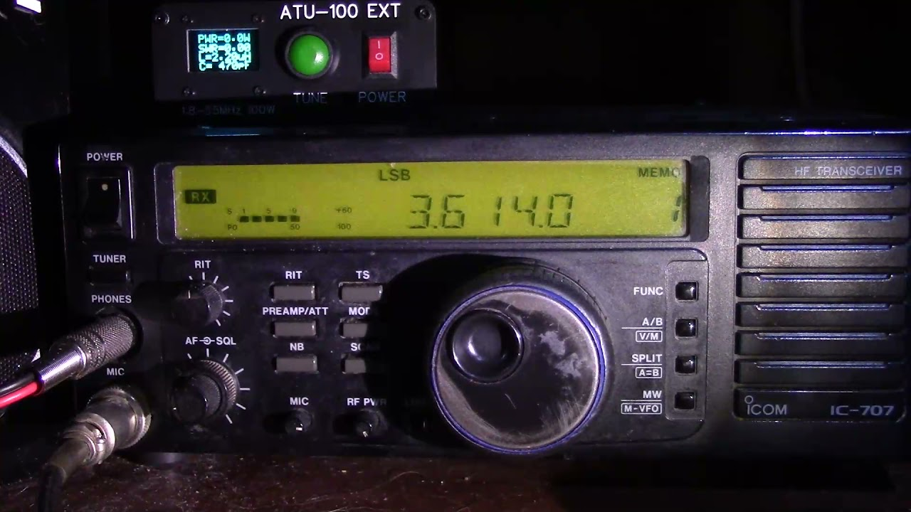 Коллапс электрики в день Радио 2021. Пробиваюсь в пайлапах с 90 ватт!