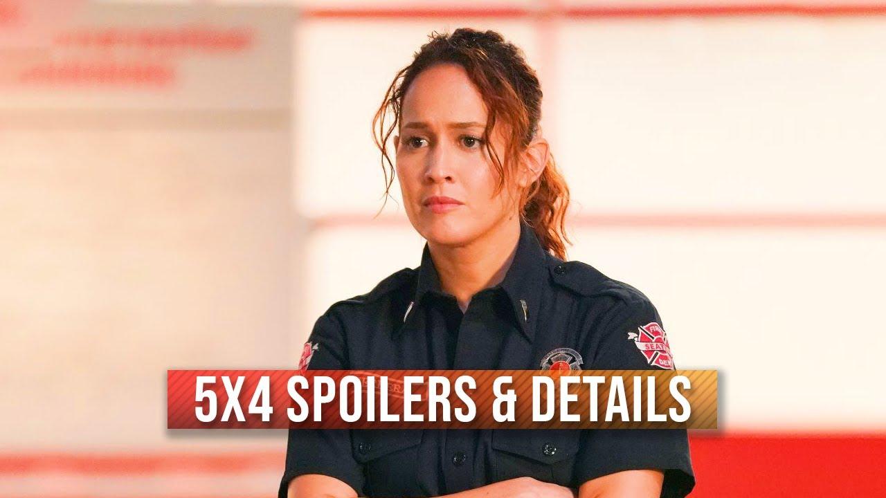 "Download Station 19 5x04 ""100% or Nothing"" Spoilers & Details Season 5 Episode 4 Sneak Peek"