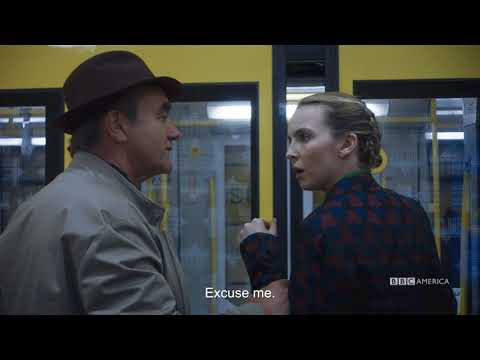 OMG Moment: Bill Meets Villanelle  Killing Eve  Sundays @ 87c on BBC America