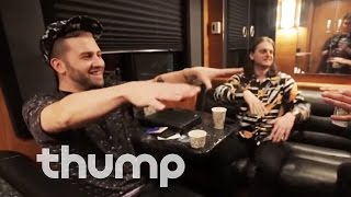 Zeds Dead Coffee Break Ep 13: Tour Bus Time with GRiZ
