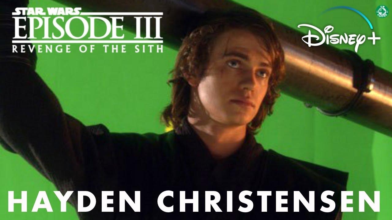 Download Hayden Christensen Behind the Scenes Star Wars Revenge of the Sith