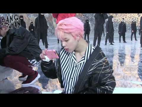[ENG] 170310 [EPISODE] BTS 'Not Today' MV Shooting