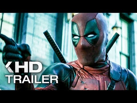 Deadpool 2 Teaser Trailer 2017   2018 Movie Trailer   Official HD Full HD
