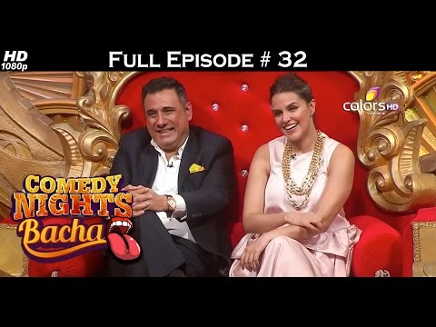 Comedy Nights Bachao - Shahrukh Khan & Boman Irani - 16th April 2016 - Full Episode (HD)