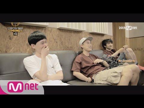 [MV] Black Nut, Verbal Jint, San E – 'M.I.L.E'(Team Verbal Jint&San E) @SMTM4 1st Contest EP.09
