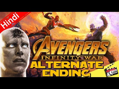 Avengers Infinity War Different ALTERNATE Ending [Explained In Hindi]