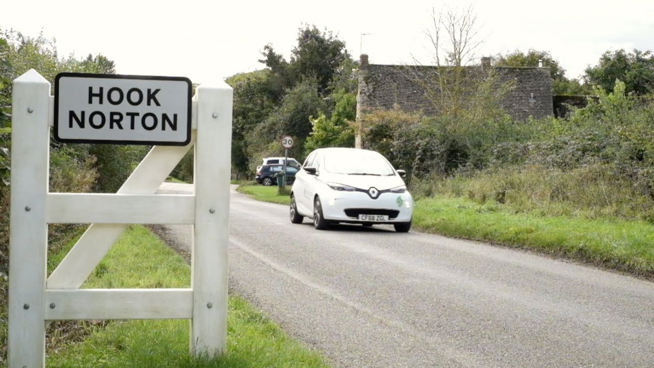 Hooky Car Club | What Our Members Think | Hook Norton Low Carbon