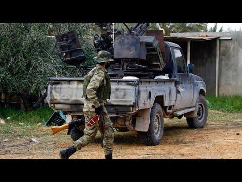 الاتحاد الأوروبي يعلن عن مهمة بحرية جديدة بالمتوسط لمراقبة حظر الأسلحة على ليبيا  - نشر قبل 1 ساعة