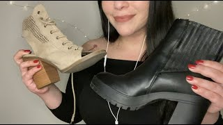 ASMR Shoe Collection (Relaxing…