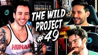 The Wild Project #49 ft QuantumFracture & Javier Santaolalla | El podcast más esperado del mundo