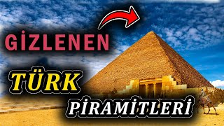 Mısır Piramitlerinden Daha Eski ve İçinde Gizlenen Türk Piramitleri Olan 9 Piramit