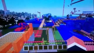 Minecraft(PC)Teen Titans Go!! Map Showcase