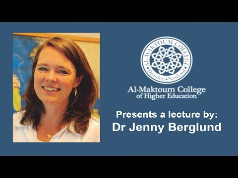 Dr Jenny Berglund - Islamic Education in secular societies