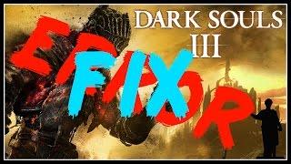 видео Dark Souls 3 вылетает, зависает, тормозит