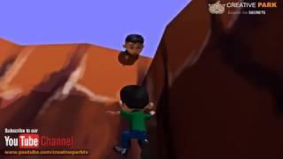 Cartoon Stories For Kids In Hindi & Urdu By Creative Park