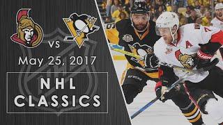 NHL Classics: Ottawa Senators vs. Pittsburgh Penguins | 05/25/2017 | NBC Sports