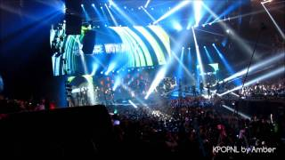 [HD] [120208] MusicBank Paris - Ending - Bounce With Me (Various Artists)