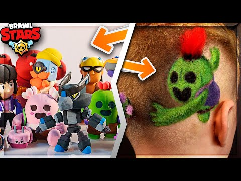 9 Amazing Creations Inspired From Brawl Stars!