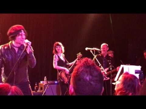 "Jesse Malin ""Doo Doo Doo Doo Doo (Heartbreaker)"", The Roxy Theatre, Los Angeles, 1.26.17"