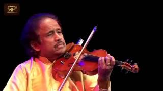 25th-Laxminarayana Global Music Festival With  Dr L Subramaniam-Kavita Krishnamurti