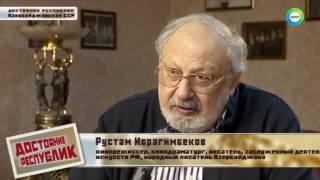 Ретро путешествие в советский Азербайджан