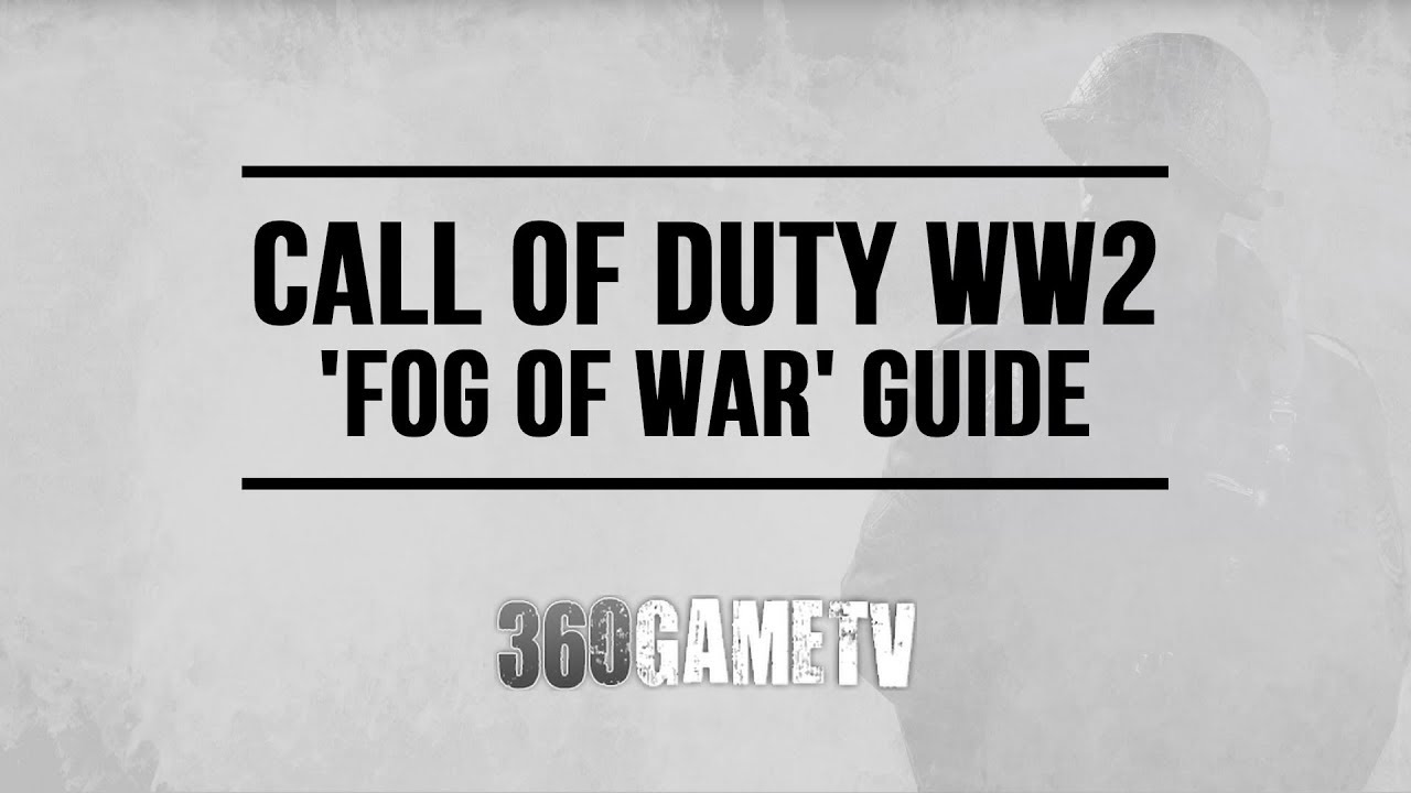 Call of duty ww2 the war machine trophies guide.