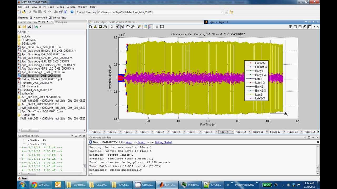 ChameleonChips | GNSS SDR Tools for Education and Research