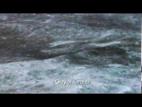 Twenty Mile Long Space Ship filmed on The Moon