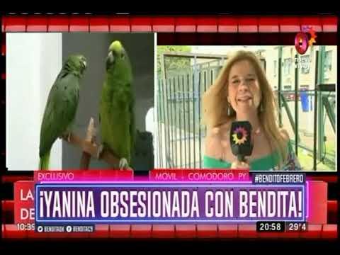 Yanina Latorre sigue obsesionada con Bendita