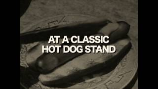 Classic Vintage Hot Dog Stands in Maryland