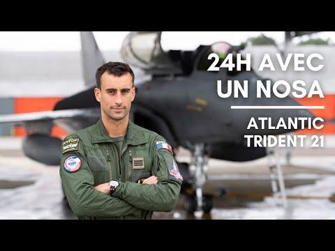 Atlantic Trident 21 : 24h avec un NOSA