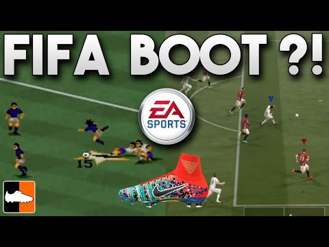 reputable site 3b49f bb32e Mercurial x EA Sports Nike Superfly FIFA 17 Boots - YouTube