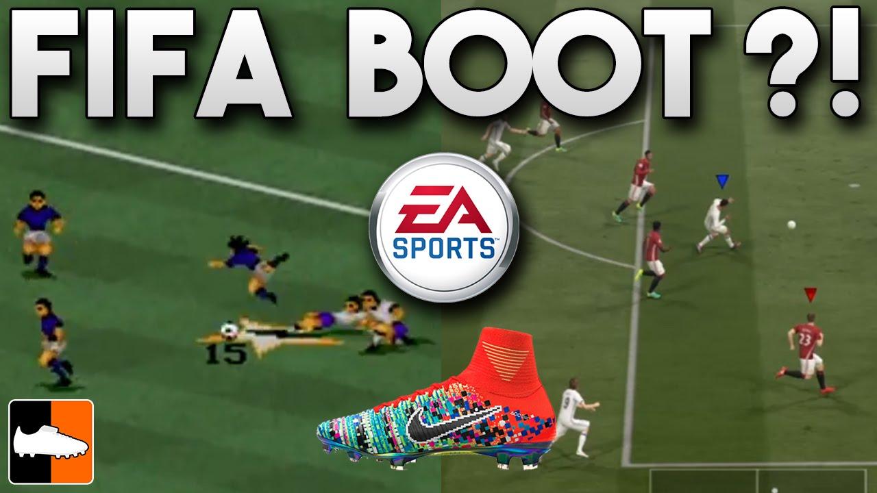 Mercurial x EA Sports Nike Superfly FIFA 17 Boots. Football Boots